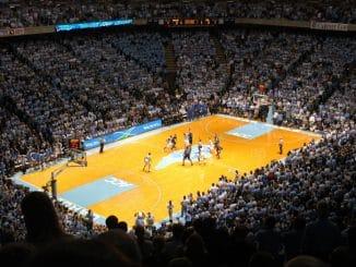 terrain basket taille