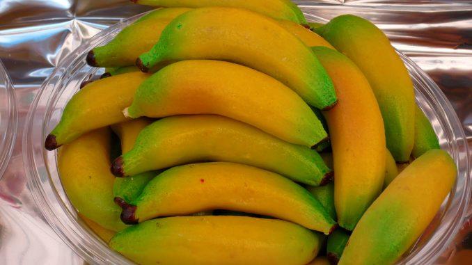 poids banane
