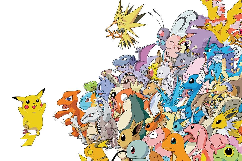 Combien de pokemons y a t il dans pokemon go - Image de pokemon ...