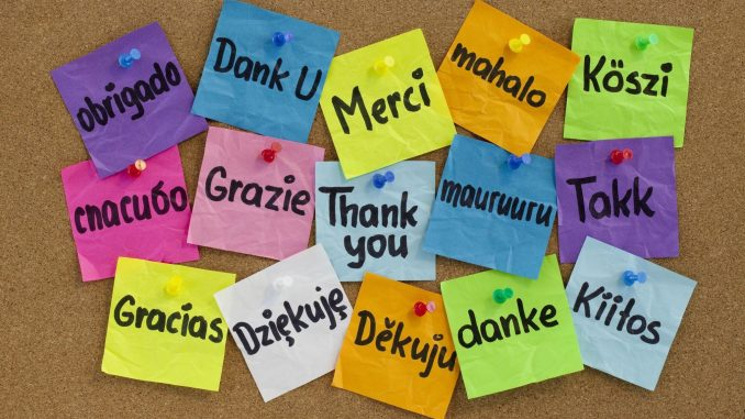 langues monde
