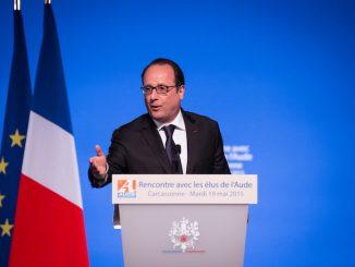Francois Hollande taille