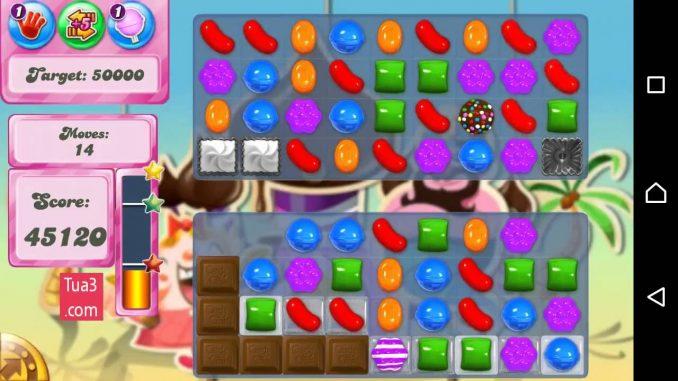 candy crush niveaux