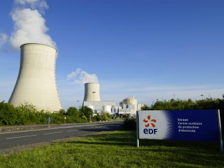 nombre centrales nucléaires france