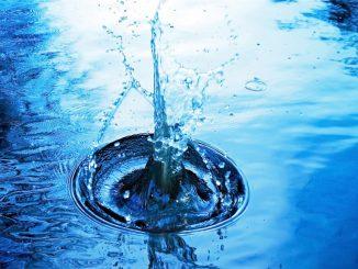 un litre d'eau