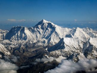 everest montagne plus haute du-monde