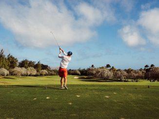 taille terrain golf