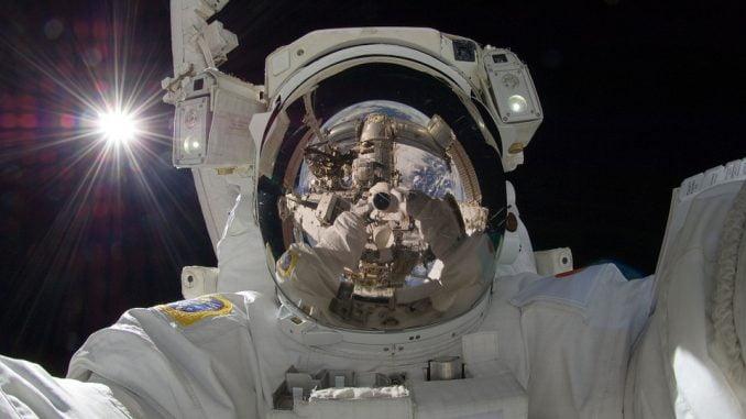 astronaute salaire