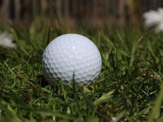 balle de golf poids taille