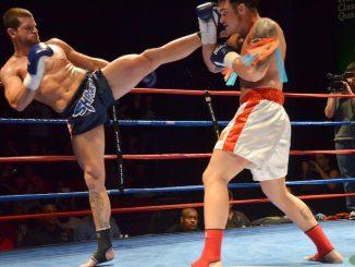 boxe thai durée combat