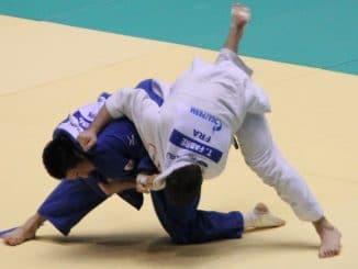 combat judo durée