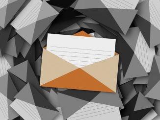 e-mail nombre envoyés jour