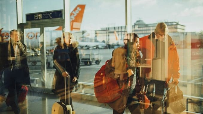 embarquement avion délais