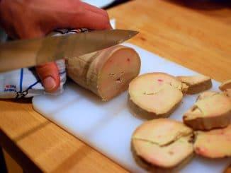 foie gras conservation
