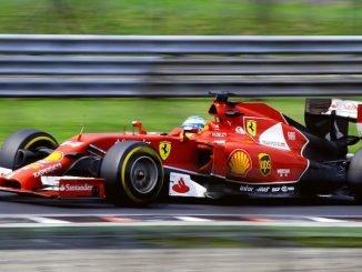 formule 1 chevaux