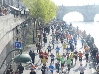 marathon paris gain vainqueur