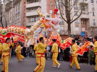 nouvel an chinois durée