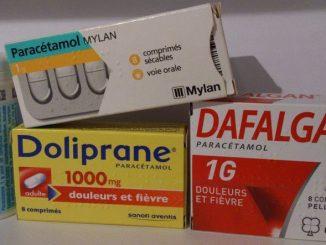 paracetamol quantité max