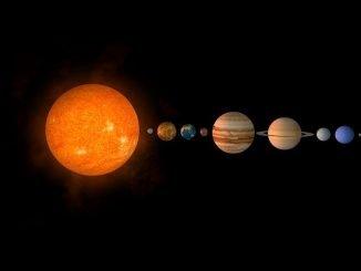 système solaire nombre étoiles