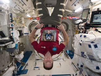 thomas pesquet astronaute francais