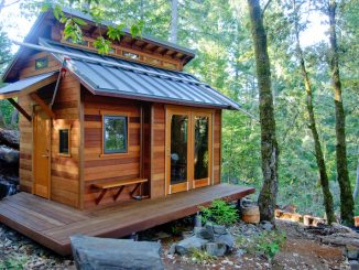 tiny house prix