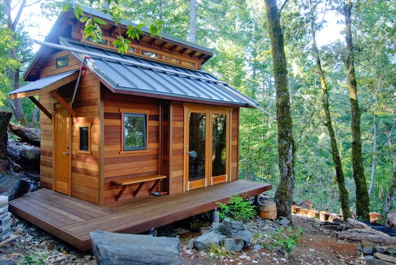 tiny house prix