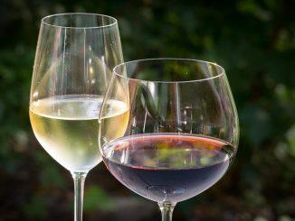 vin verre nombre bouteille