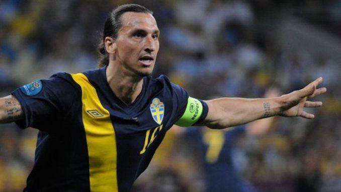 Zlatan Ibrahimović nombre buts