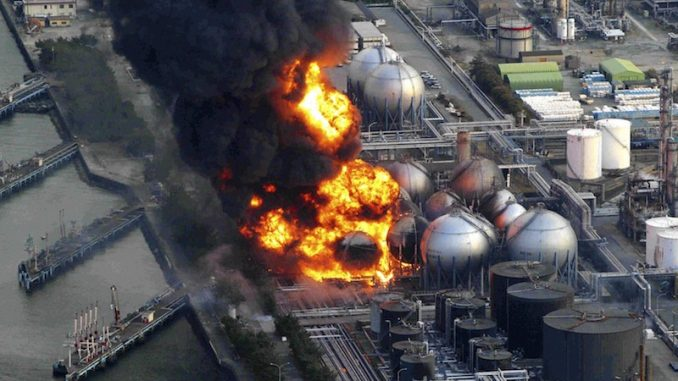 fukushima accident nucleaire