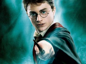 harry potter nombre