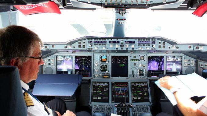 salaire pilote ligne