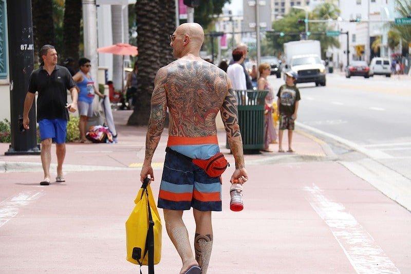 tatouage durée cicatrisation