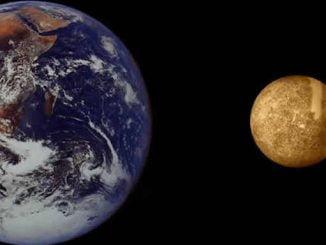 terre mercure durée trajet