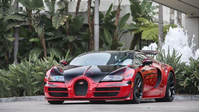 bugatti veyron chevaux