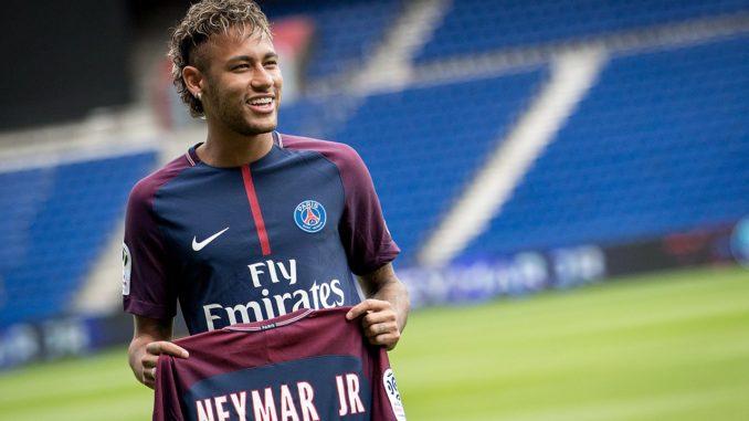 Salaire de Neymar